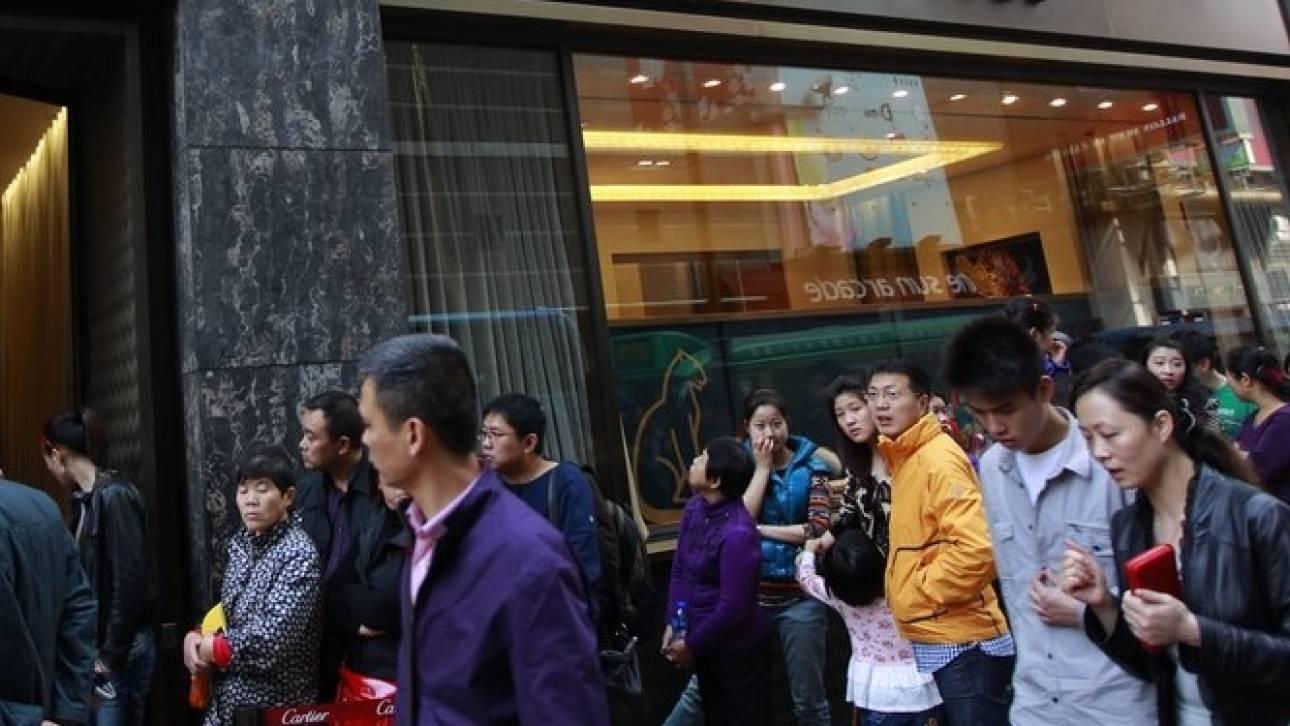 Οι Κινέζοι εξελίσσονται στην κινητήρια δύναμη ανάπτυξης της τουριστικής βιομηχανίας