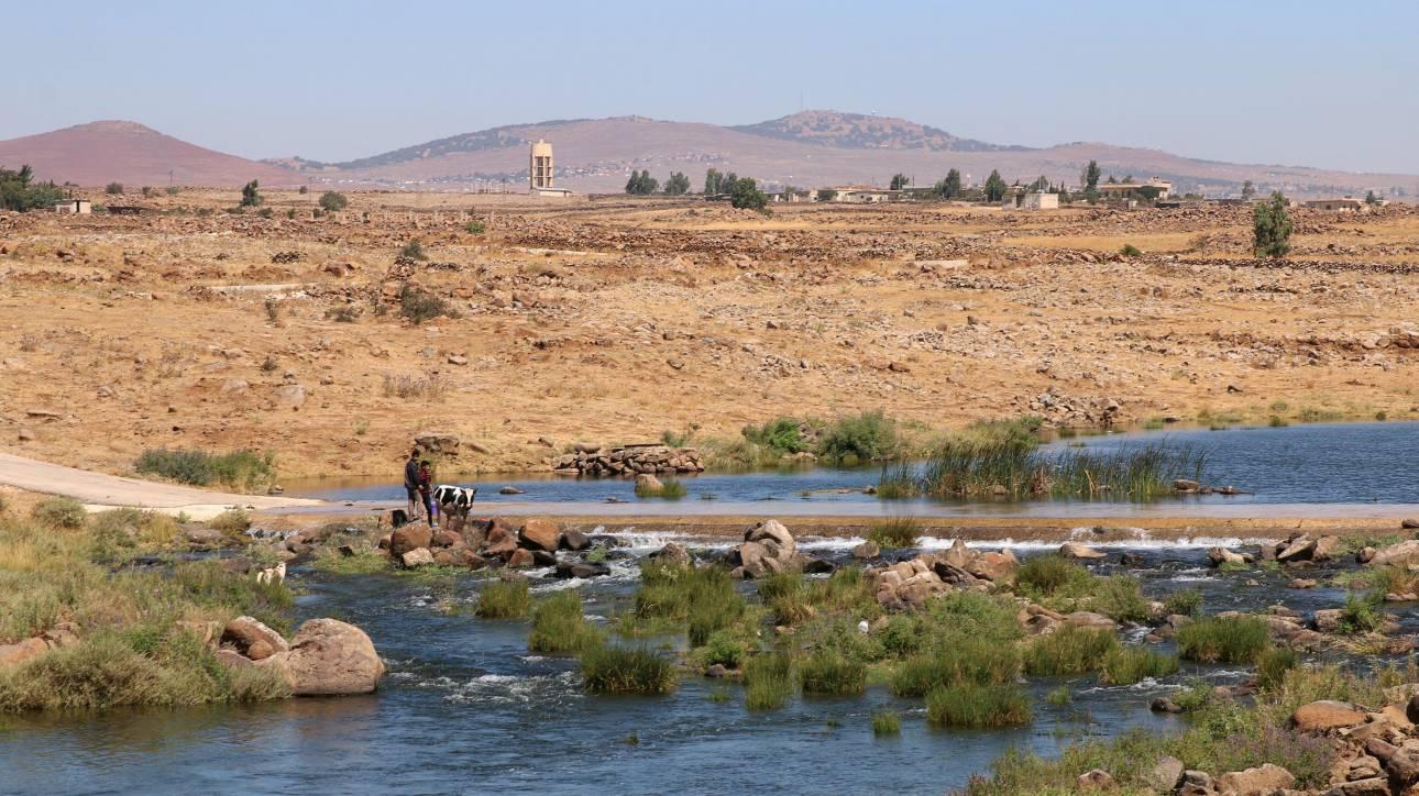 Σε εφαρμογή η εκεχειρία στη νοτιοδυτική Συρία