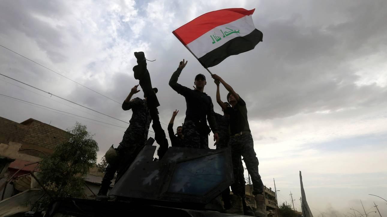 Μοσούλη: Τζιχαντιστές πέφτουν στον Τίγρη για να γλιτώσουν- Οι Ιρακινοί πανηγυρίζουν (pics)