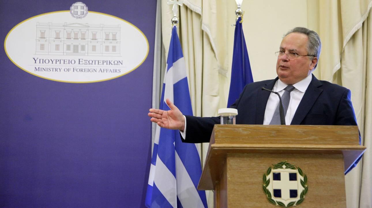 Το Εθνικό Συμβούλιο Εξωτερικής Πολιτικής συγκαλεί ο Κοτζιάς για το Κυπριακό