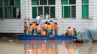 Κίνα: Οι σφοδρές βροχοπτώσεις στην επαρχία Χουνάν έχουν επηρεάσει την ζωή 12 εκατ. ανθρώπων