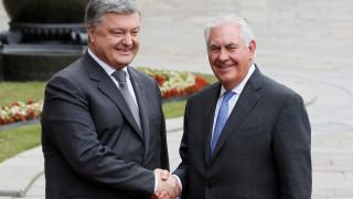 Τίλερσον: Η Ρωσία να κάνει τα πρώτα βήμα για την αποκλιμάκωση της βίας στην Ουκρανία