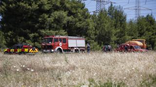Αντιμέτωπη με δύο πύρινα μέτωπα η Πυροσβεστική Υπηρεσία