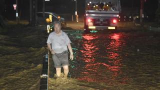 Ιαπωνία: Δεκάδες νεκροί από τις πλημμύρες που πλήττουν τη χώρα (pics)