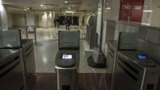 Κλειστός ο σταθμός του μετρό «Αττική»