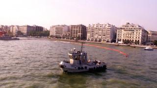 Επεισοδιακή βόλτα στον Θερμαϊκό για 140 επιβάτες τουριστικού πλοίου