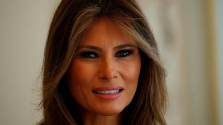 Μελάνια Τραμπ: Πιο δημοφιλής από τον σύζυγό της