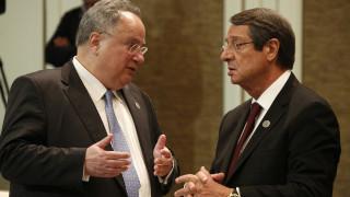 Κύπρος: Εθνικό Συμβούλιο στην παρουσία Κοτζιά την ερχόμενη Τρίτη