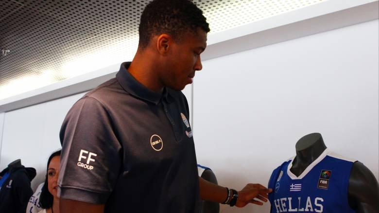 Eurobasket 2017: Η προεπιλογή της εθνικής χωρίς τον Κουφό