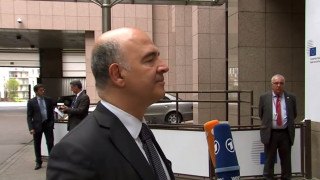 Εκταμιεύθηκε η δόση των 7,7 δισ. ευρώ – Ικανοποίηση από Μοσκοβισί – Ντάισελμπλουμ