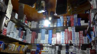 Κατάσχεση 480.000 λαθραίων τσιγάρων από το ΣΔΟΕ