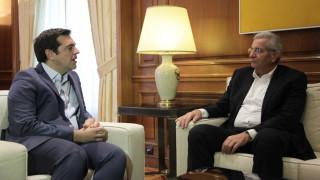 Συνάντηση Τσίπρα - Κυπριανού: Έχουμε απομακρυνθεί από την λύση