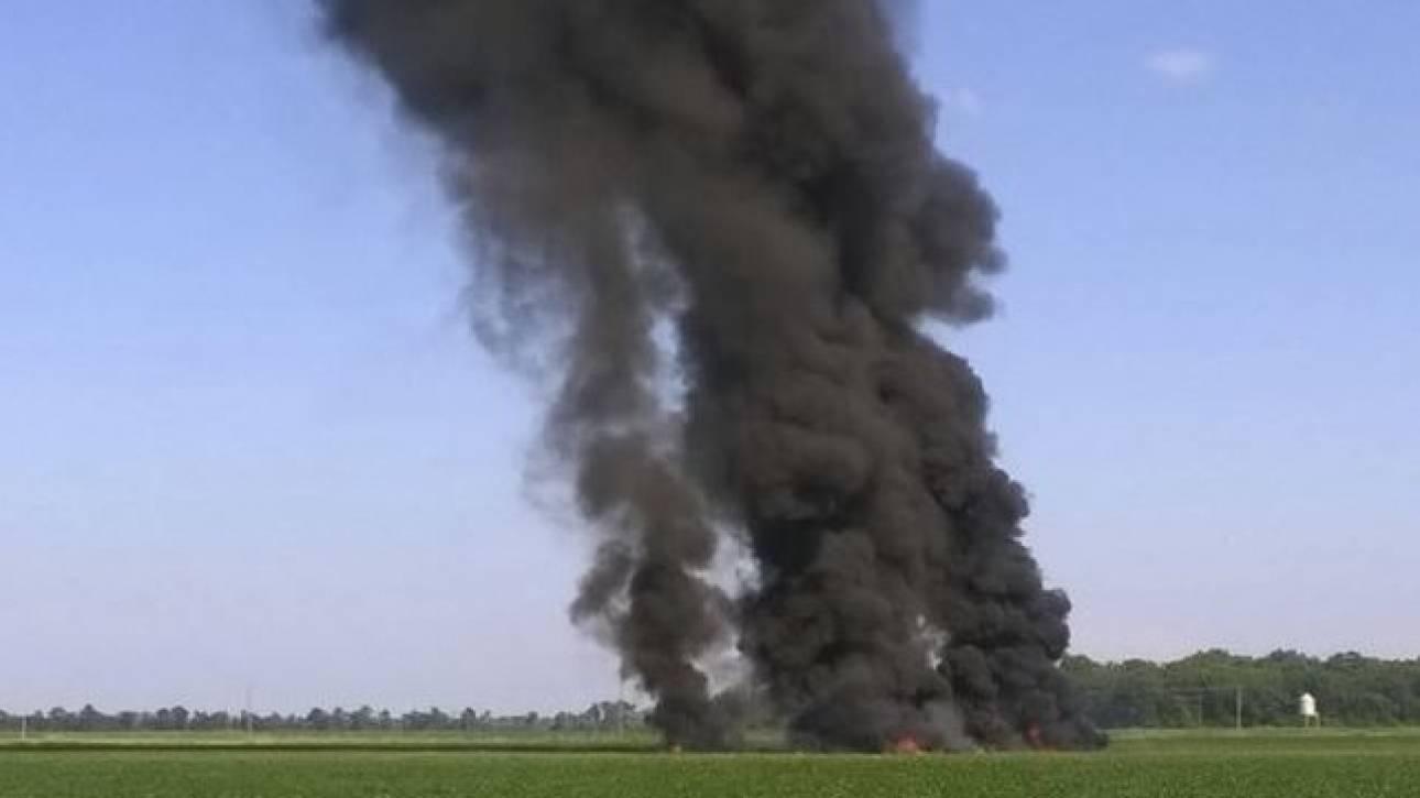 16 νεκροί από πτώση αεροσκάφους των αμερικανών πεζοναυτών (pics&vid)