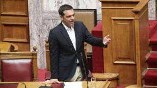 Κυπριακό: Την Ολομέλεια της Βουλής ενημερώνει ο Αλέξης Τσίπρας