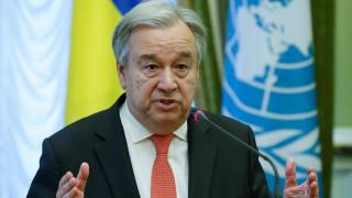 Γκουτέρες: Οι διαπραγματεύσεις για το Κυπριακό βίωσαν στιγμές ιστορικής σημασίας