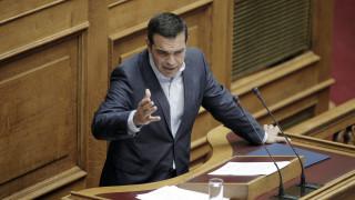 Το Κυπριακό στη Βουλή: Στην Τουρκία οι ευθύνες λέει ο Τσίπρας