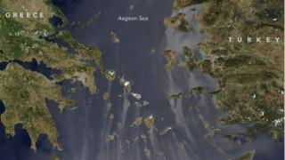 Το μοναδικό φαινόμενο που κατέγραψε ο φακός της NASA πάνω από την Ελλάδα (pic)