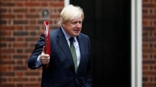 Μπόρις Τζόνσον: «Εκβιαστικά» τα ποσά που ζητά η Ε.Ε. από τη Μ.Βρετανία