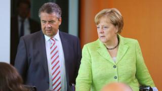 Γκάμπριελ: H Μέρκελ φέρει μερίδιο ευθύνης για τα επεισόδια στη G20