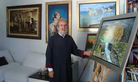 Γεώργιος Φλουρής: Ιερέας και ζωγράφος