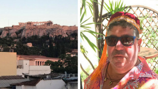 Ρόμπ Γκόλντστοουν: ο εκκεντρικός ατζέντης που αναστάτωσε τον Λευκό Οίκο σε διακοπές στην Ελλάδα