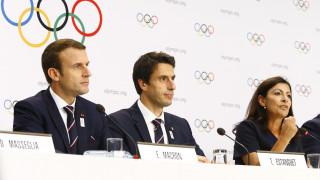 Ο Μακρόν υπερασπίζεται τους Ολυμπιακούς Αγώνες: Οι Ολυμπιακές αξίες είναι οι αξίες μας
