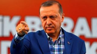 Ερντογάν: Η ΕΕ σπαταλά τον χρόνο μας - Δεν μας είναι απαραίτητη