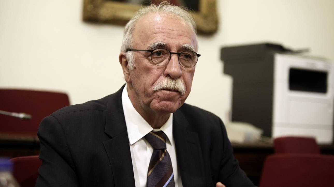 Βίτσας: Το Κυπριακό δεν έχει λήξει - Κακώς άνοιξε το θέμα για τα Σκόπια