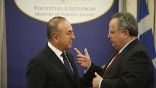Σκληρή ανακοίνωση του Τουρκικού ΥΠΕΞ κατά Κοτζιά για τις διαπραγματεύσεις στο Κυπριακό