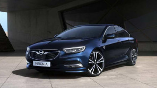 Νέα Opel Crossland και Opel Insignia