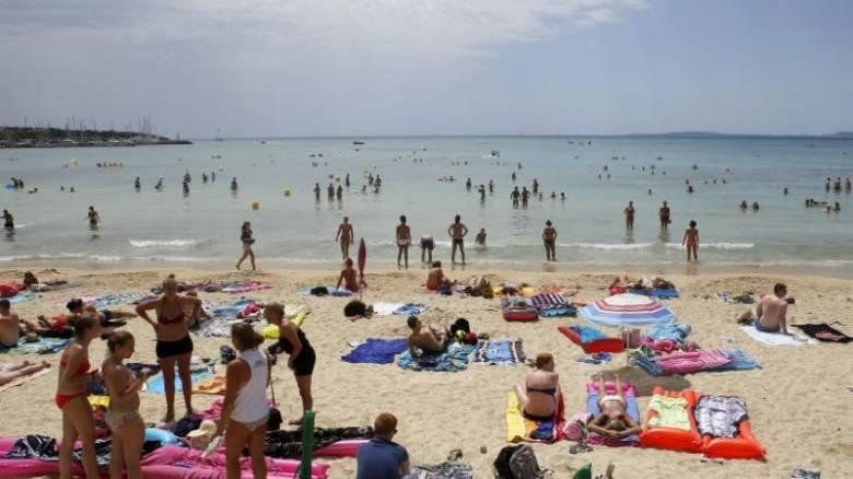 Καύσωνας στην Ισπανία: Σε κατάσταση συναγερμού 27 περιοχές της Ιβηρικής