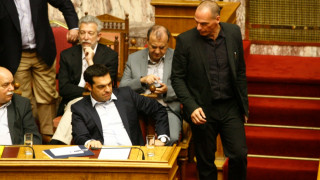 Βαρουφάκης: Ο Τσίπρας είχε το σχέδιο Β στα χέρια του από το 2012