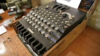 Πούλησε μηχανή κρυπτογράφησης του Β' Παγκοσμίου Πολέμου για 100 ευρώ