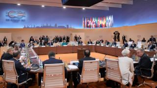 Γερμανία: Αντιδράσεις για την ακύρωση δημοσιογραφικών διαπιστεύσεων στη G20