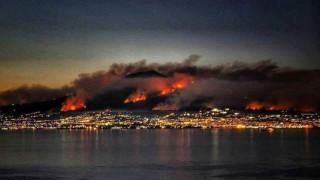 Ιταλία: Φλέγεται ο Βεζούβιος - Έρευνες για ενδεχόμενο εμπρησμό (pics&vids)