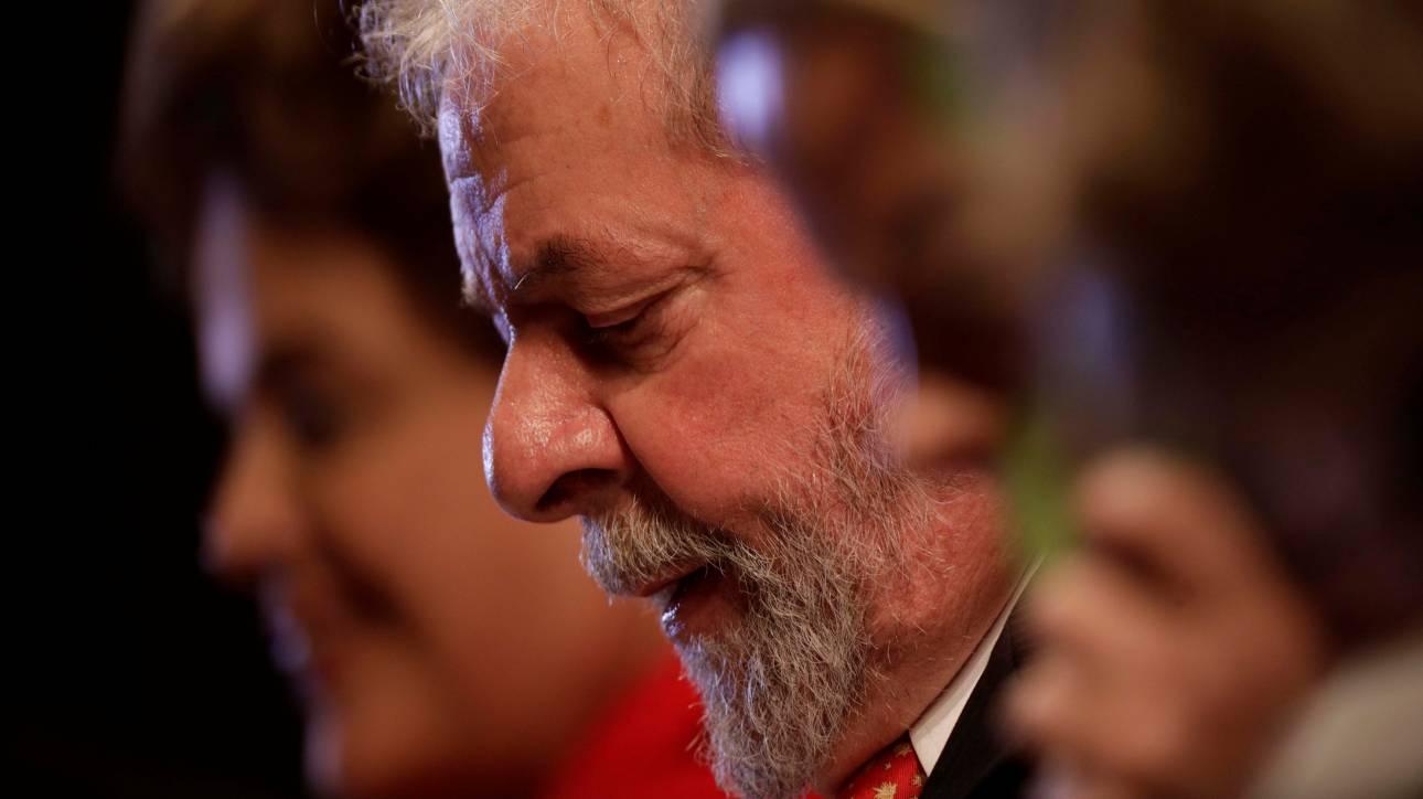 Βραζιλία: Πολυετής ποινή στον πρώην πρόεδρο Λούλα ντα Σίλβα