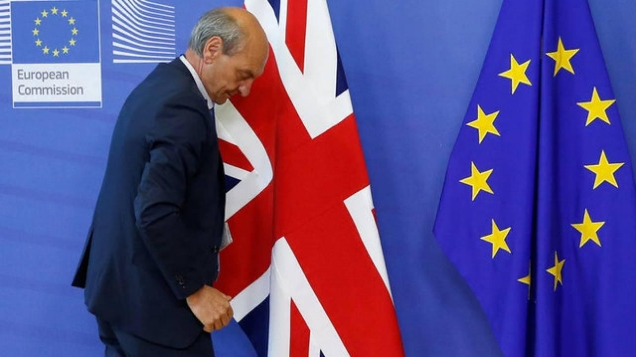 Σήμερα η νομοθεσία για το Brexit στη Βρετανία