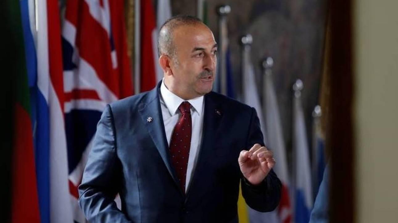 Τσαβούσογλου: Απειλεί με αντίμετρα για το πρόγραμμα γεωτρήσεων στην κυπριακή ΑΟΖ