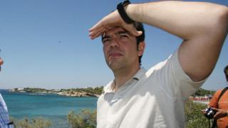 «Πάρτι» στο twitter για το λιμάνι... ξηράς που έταξε ο Τσίπρας στην Καστοριά