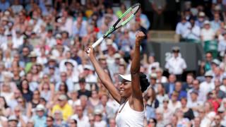 Wimbledon 2017: Τελικός Βένους Γουίλιαμς-Μουγκουρούθα (vid)