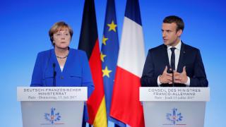 Μέρκελ: Δεν είμαι αντίθετη στην ύπαρξη ενός «προϋπολογισμού της ευρωζώνης» (pics)