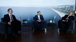 Τσίπρας: Η ασφάλεια της Ευρώπης περνάει από τα Βαλκάνια