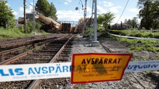 Σουηδία: Κατάρρευση γέφυρας με πολλούς τραυματίες (pics)