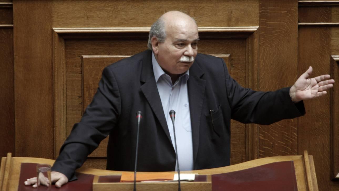 Βούτσης: Θέμα μηνών η δημοσίευση του Φακέλου της Κύπρου και ο αποχαρακτηρισμός εγγράφων