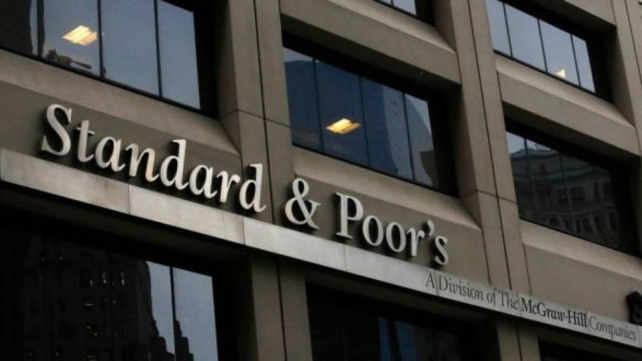 Προσδοκίες για αναβάθμιση από τη Standard and Poor's