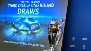 Champions League: Οι αντίπαλοι του Ολυμπιακού και της ΑΕΚ