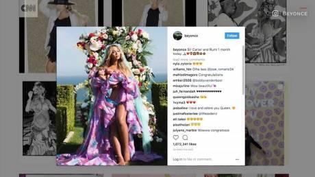 Οι πρώτες φωτογραφίες των δίδυμων της Beyonce