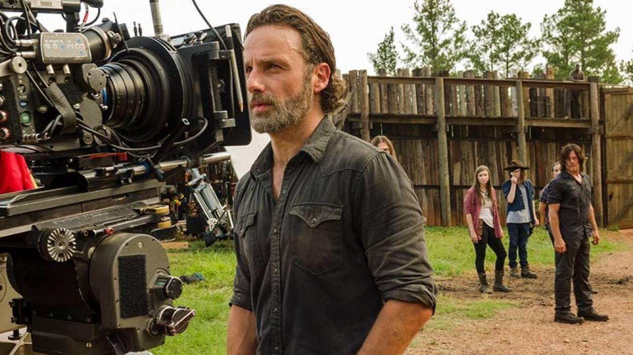 The Walking Dead: Ατύχημα στο πλατό της πετυχημένης σειράς