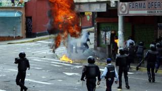 Βενεζουέλα: Οι δημοσιογράφοι καταγγέλλουν ότι η ενημέρωση απειλείται
