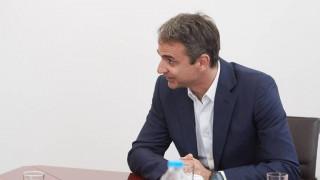 Το tweet του Μητσοτάκη για τα 25 χρόνια από τη δολοφονία του Θάνου Αξαρλιάν